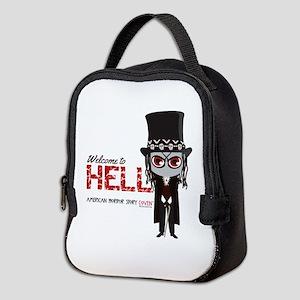 American Horror Story Chibi Pap Neoprene Lunch Bag