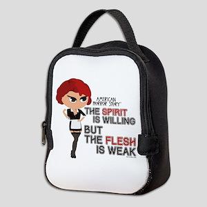 American Horror Story Chibi Moi Neoprene Lunch Bag