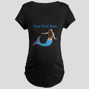 Mermaid Maternity T-Shirt