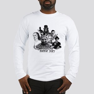 American Horror Story Characte Long Sleeve T-Shirt
