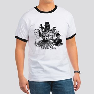 American Horror Story Characters Ringer T