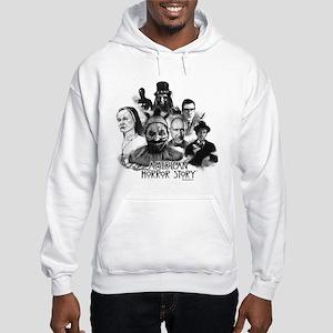 American Horror Story Characters Hooded Sweatshirt