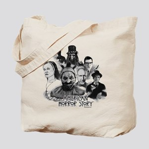 American Horror Story Characters Tote Bag