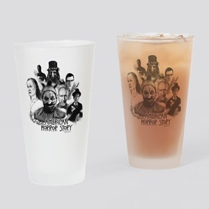 American Horror Story Characters Drinking Glass