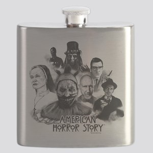 American Horror Story Characters Flask