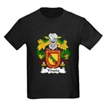 Yrusta Family Crest Kids Dark T-Shirt