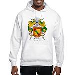 Yrusta Family Crest Hooded Sweatshirt