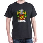 Yrusta Family Crest Dark T-Shirt