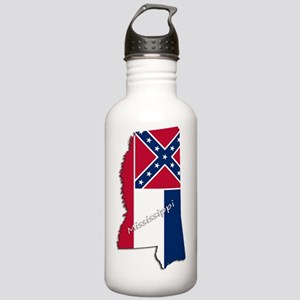 Mississippi State and  Stainless Water Bottle 1.0L
