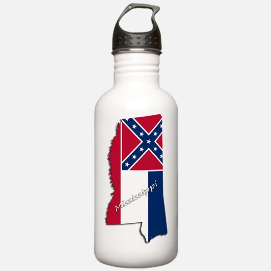 Mississippi State and  Water Bottle
