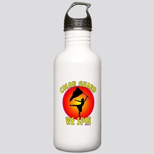 Color Guard - We Spin Stainless Water Bottle 1.0L