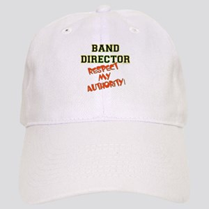 Band Director: Respect Authority Cap