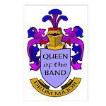 Drum Major - Queen of the Postcards (Package of 8)