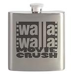 Crush Logo Flask