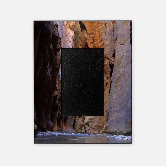 Zion Ntional Park Picture Frame