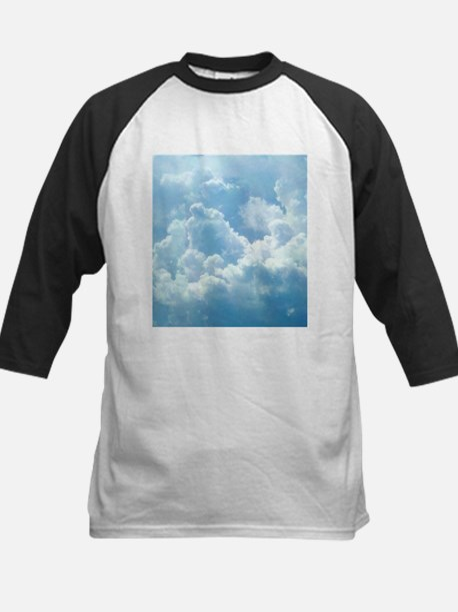 Puffy Clouds Baseball Jersey
