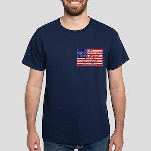 Armed security Dark T-Shirt