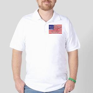 Armed security Golf Shirt