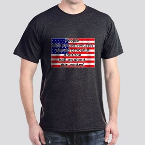 Armed security Dark T-Shirt