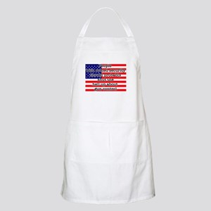 Armed security Apron