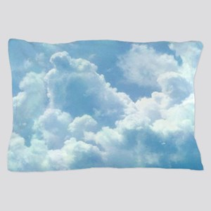 Puffy Clouds Pillow Case