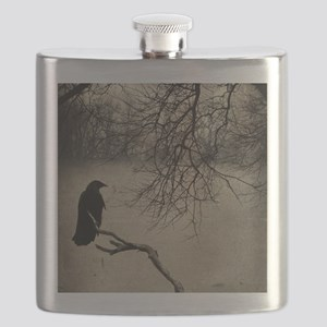 In The Fog  Flask