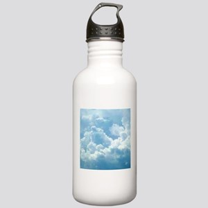 Puffy Clouds Stainless Water Bottle 1.0L