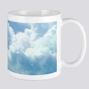 Puffy Clouds Mugs