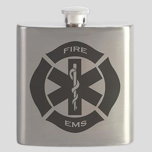 Fire & EMS Flask