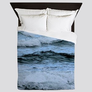 Waves Queen Duvet