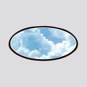 Puffy Clouds Patch