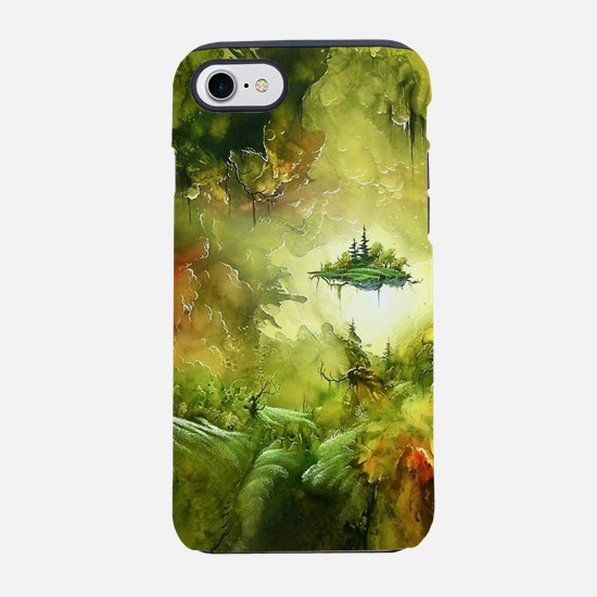 Fantasy Painting Landscape M iPhone 8/7 Tough Case