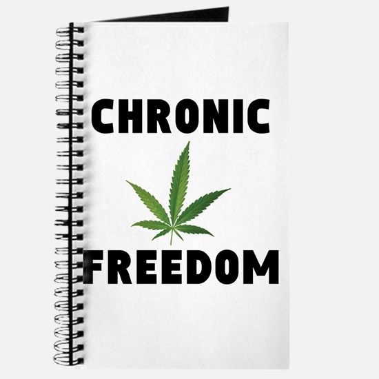 CHRONIC FREEDOM Journal