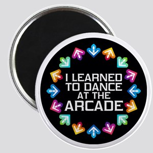 I Learned to Dance at the Arcade Magnet
