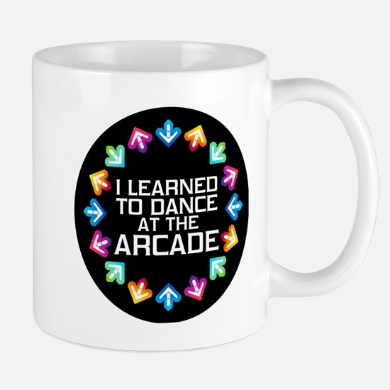 I Learned to Dance at the Arcade Mug