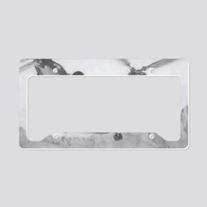Chinook: Close Encounter License Plate Holder