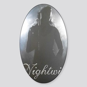 Nightwish Sticker (Oval)