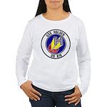 USS HOLDER Women's Long Sleeve T-Shirt