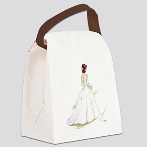 Down the Isle Canvas Lunch Bag