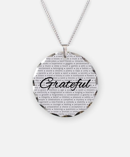 Grateful For... Necklace