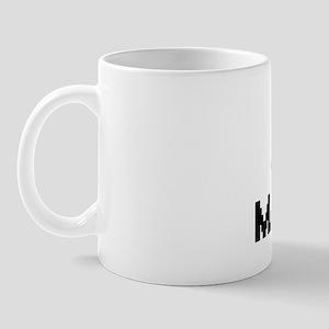 I Love Marbles Mug