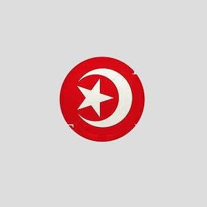 Flag Mini Button