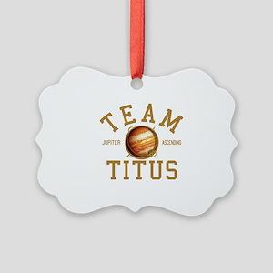 Team Titus Jupiter Ascending Ornament