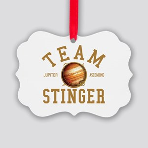 Team Stinger Jupiter Ascending Ornament