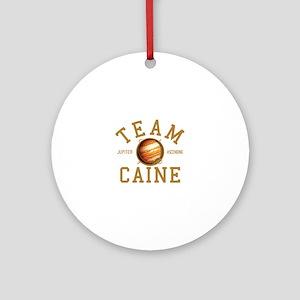 Team Caine Jupiter Ascending Round Ornament