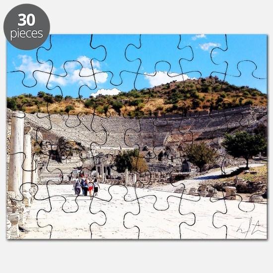 A Stadium View Puzzle