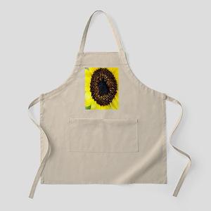sun flower Apron