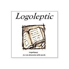 Logoleptic Sticker