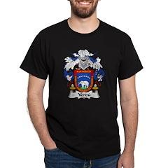 Verdu Family Crest T-Shirt
