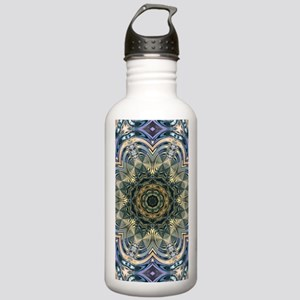 romantic floral purple Stainless Water Bottle 1.0L